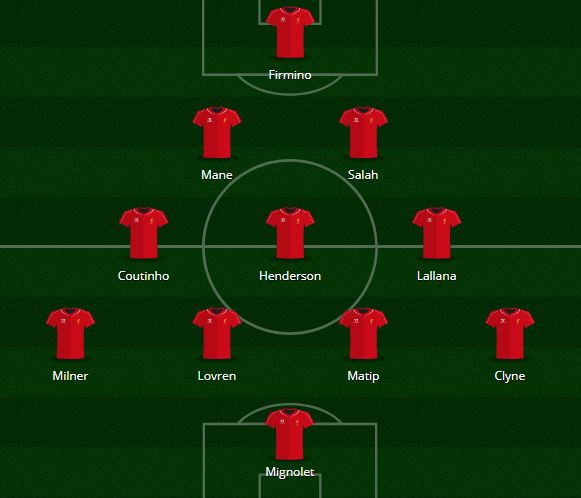 Liverpool FC 2017-18